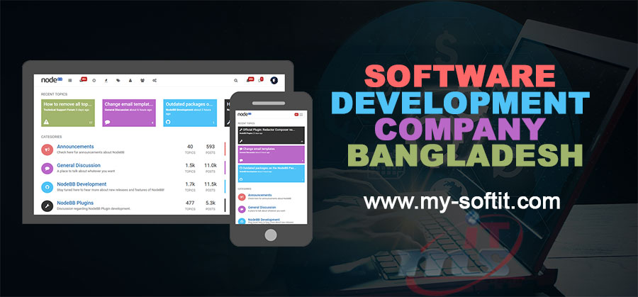 Software Development Company Bangladesh