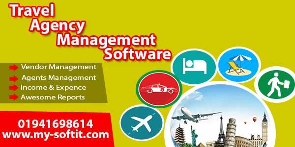 Travel Agency Management Software Bangladesh