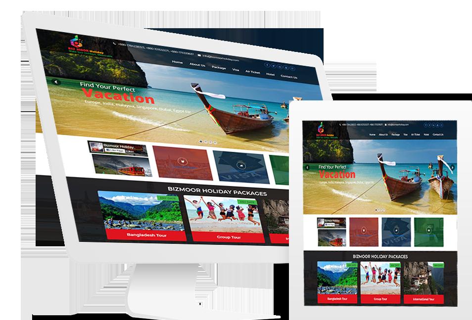 Web Design Company in Gulshan Dhaka Bangladesh