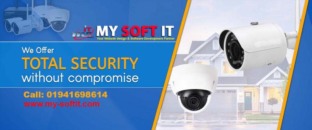 Best CCTV Camera Installation & Service Company in Dhaka, Bangladesh