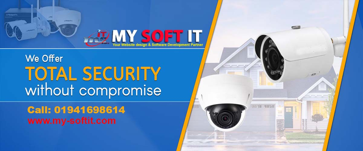Best CCTV Camera Installation & Service Company in Dhaka, Bangladesh