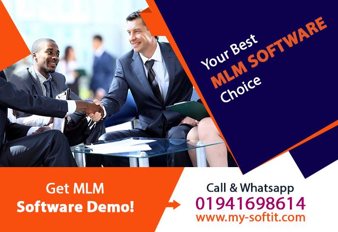 MLM Software development company in Dhaka Bangladesh